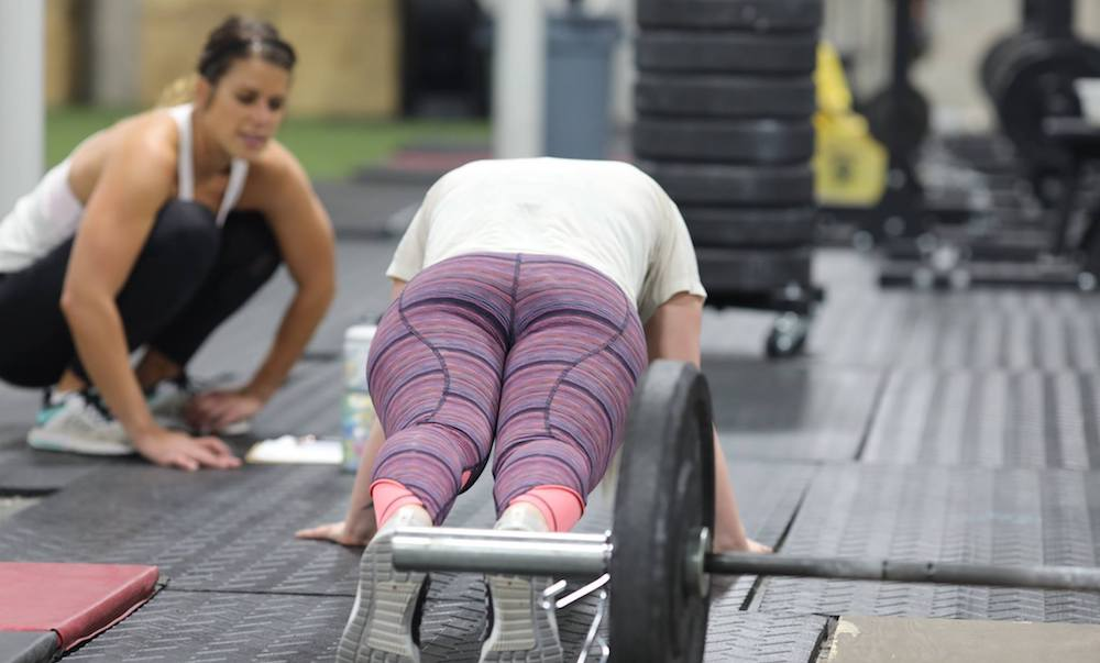 ohio strength personal training columbus