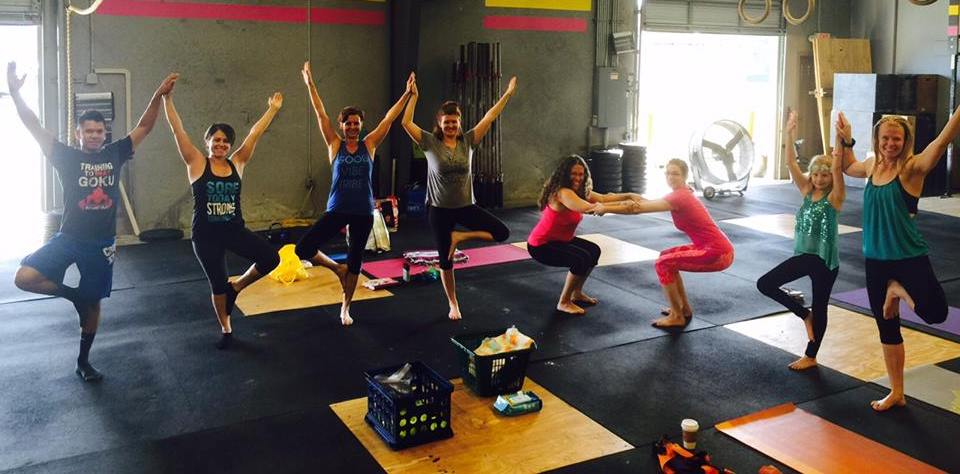 crossfit bni riverview yoga