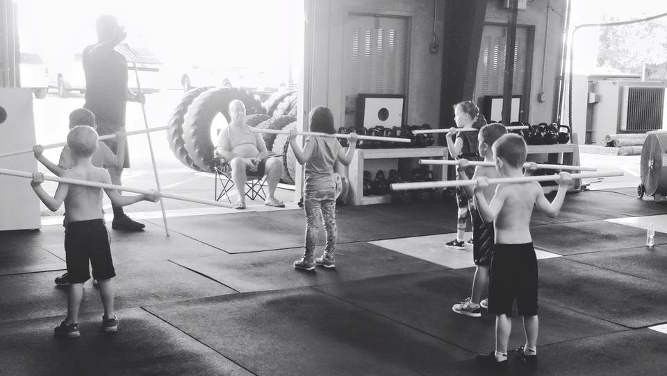 crossfit bni kids crossfit riverview