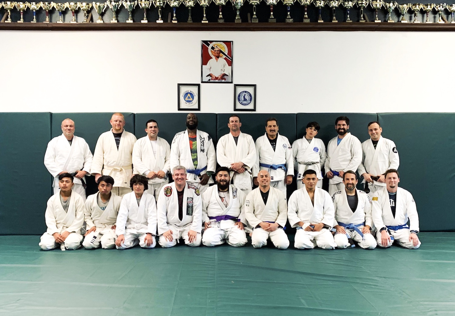 Jiu Jitsu Classes and Jiu Jitsu Lessons - Nipomo - California