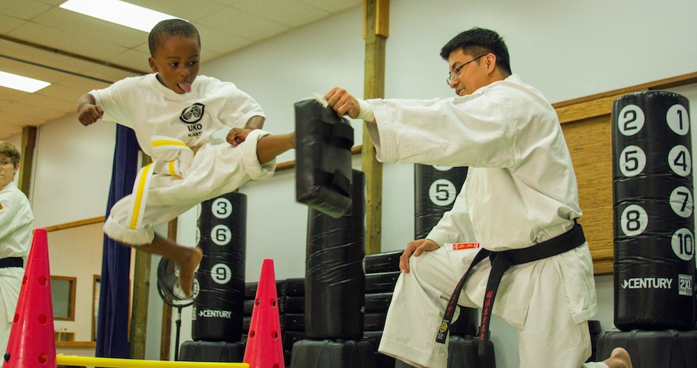 uko karate Kids Martial Arts port orchard