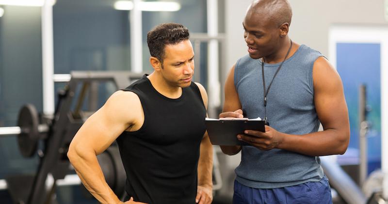 healthy life and fitness personal training atlanta