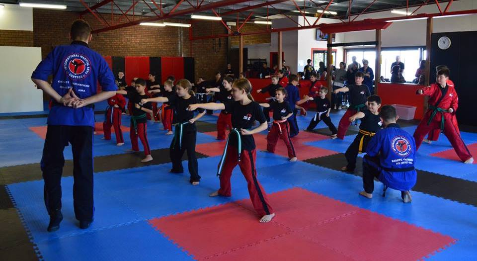 IMC Wetherill Park Kids Martial Arts
