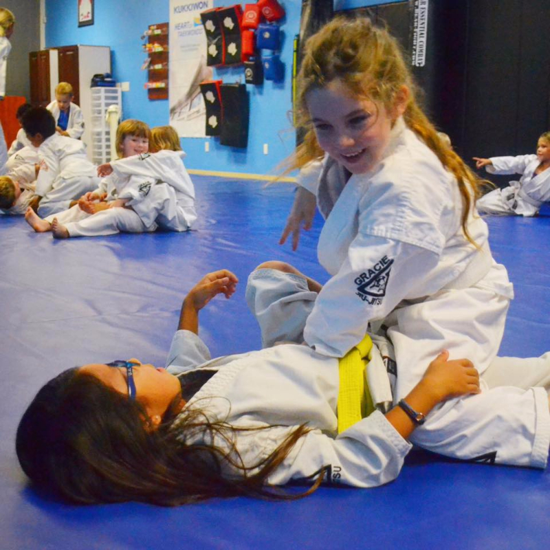Kids Jiu Jitsu Huntington Beach