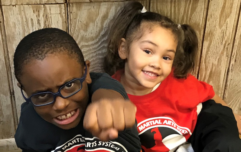 mormando martial arts system kids karate brooklyn