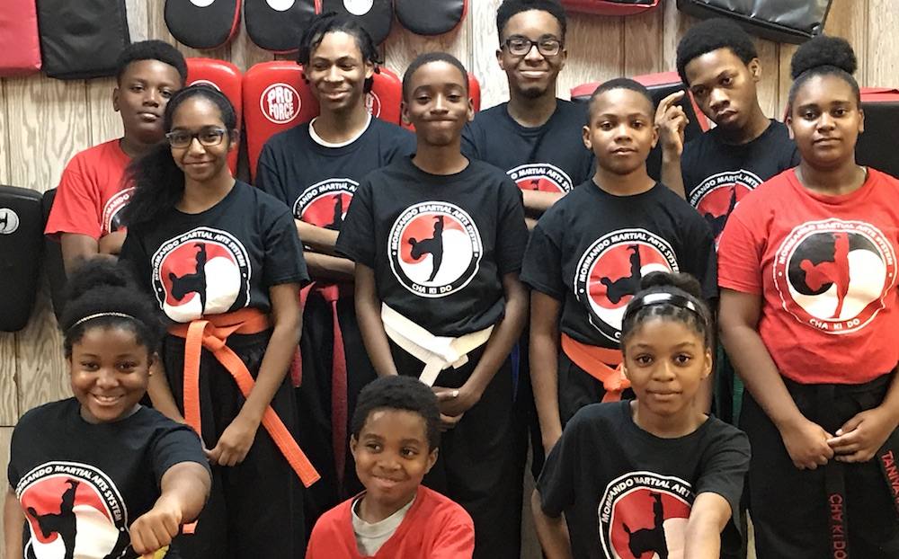 mormando martial arts kids karate brooklyn