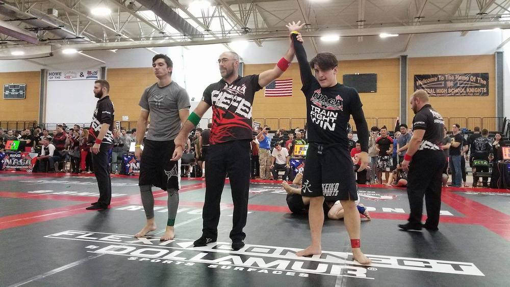 trifecta mma quincy