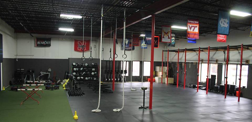 epic athletic center personal training reston