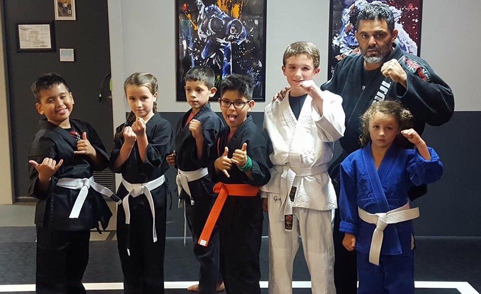 family jiu jitsu Kids Martial Arts new braunfels