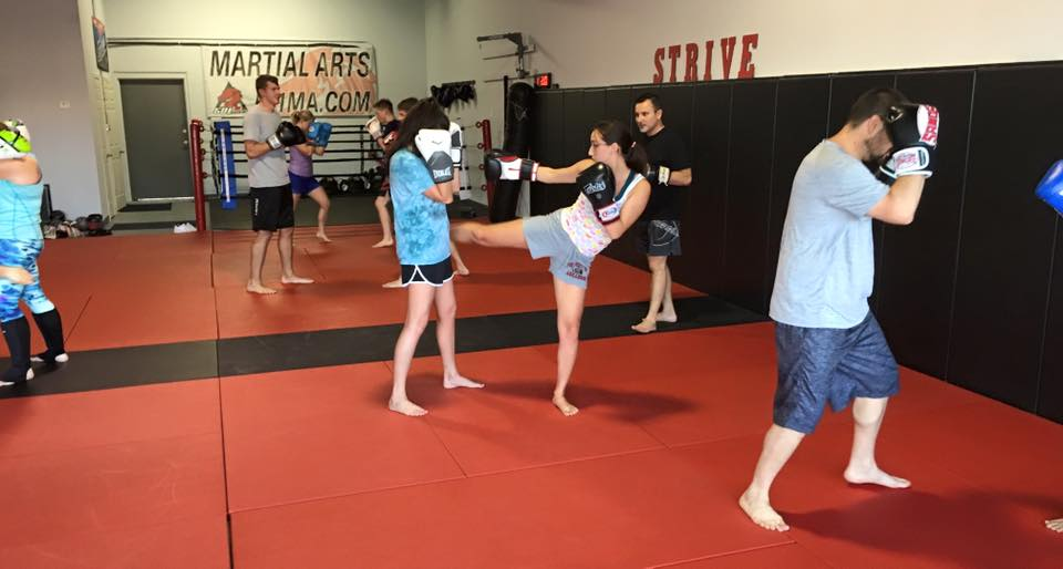501 martial arts fitness kickboxing conway