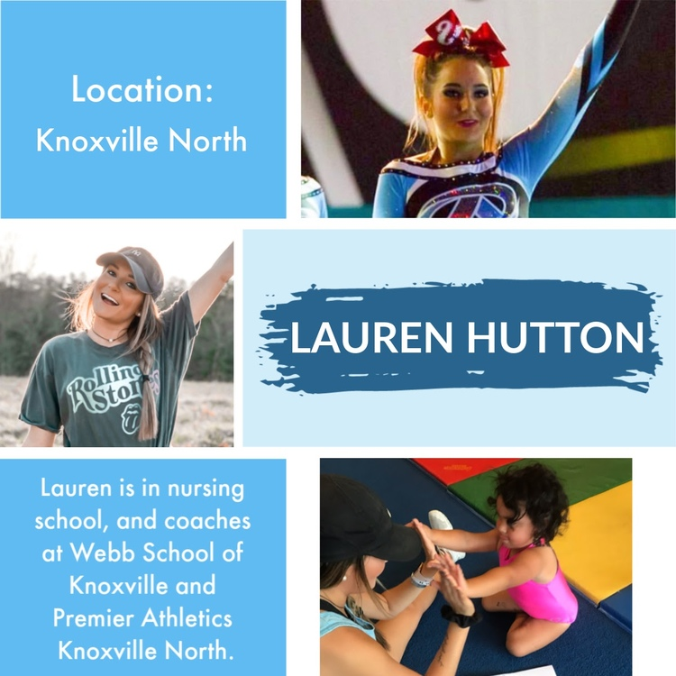 Gymnastics & Dance near Knoxville