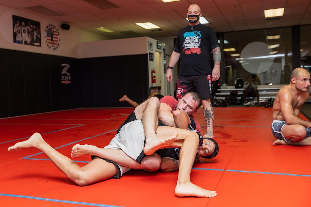 Jiu Jitsu classes in Wilmington