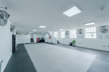 Training Hall 1 (Downstairs)