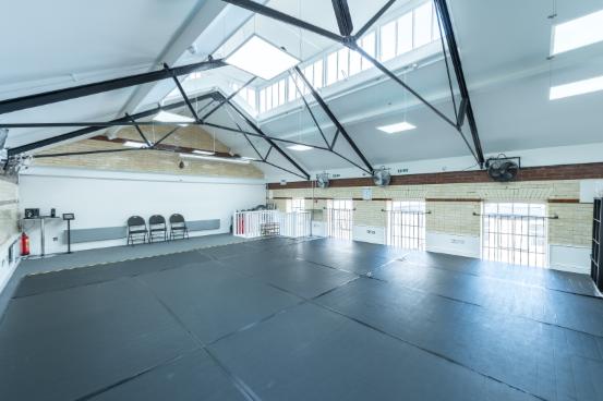 Training Hall 2 (Upstairs)