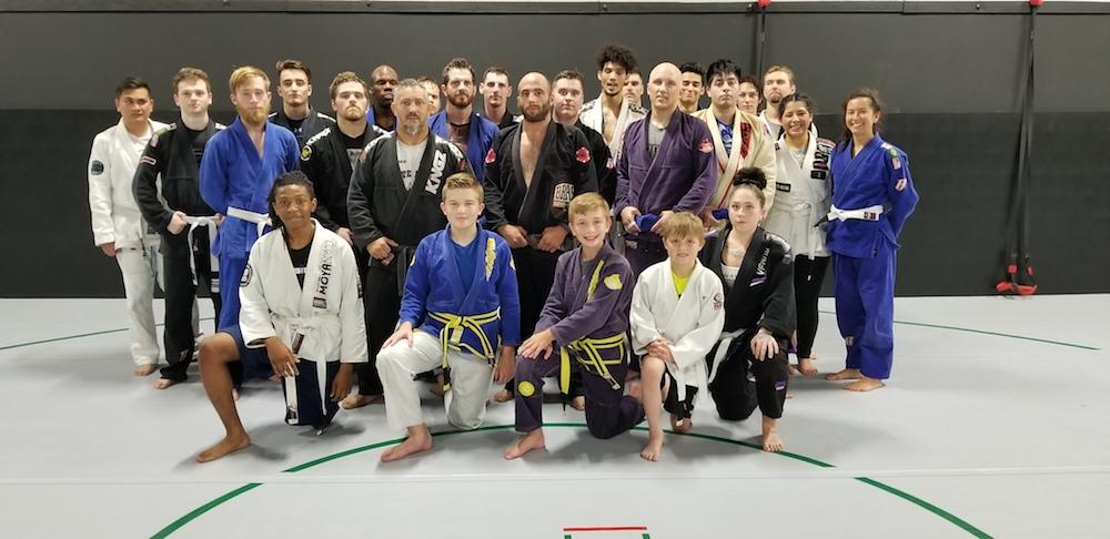 Jiu Jitsu Classes and Jiu Jitsu Lessons - Kansas City - Kansas