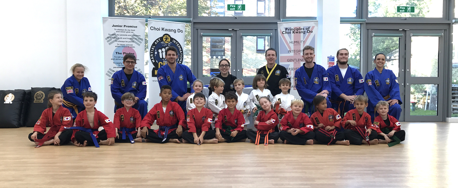 Kids martial arts earlsfield