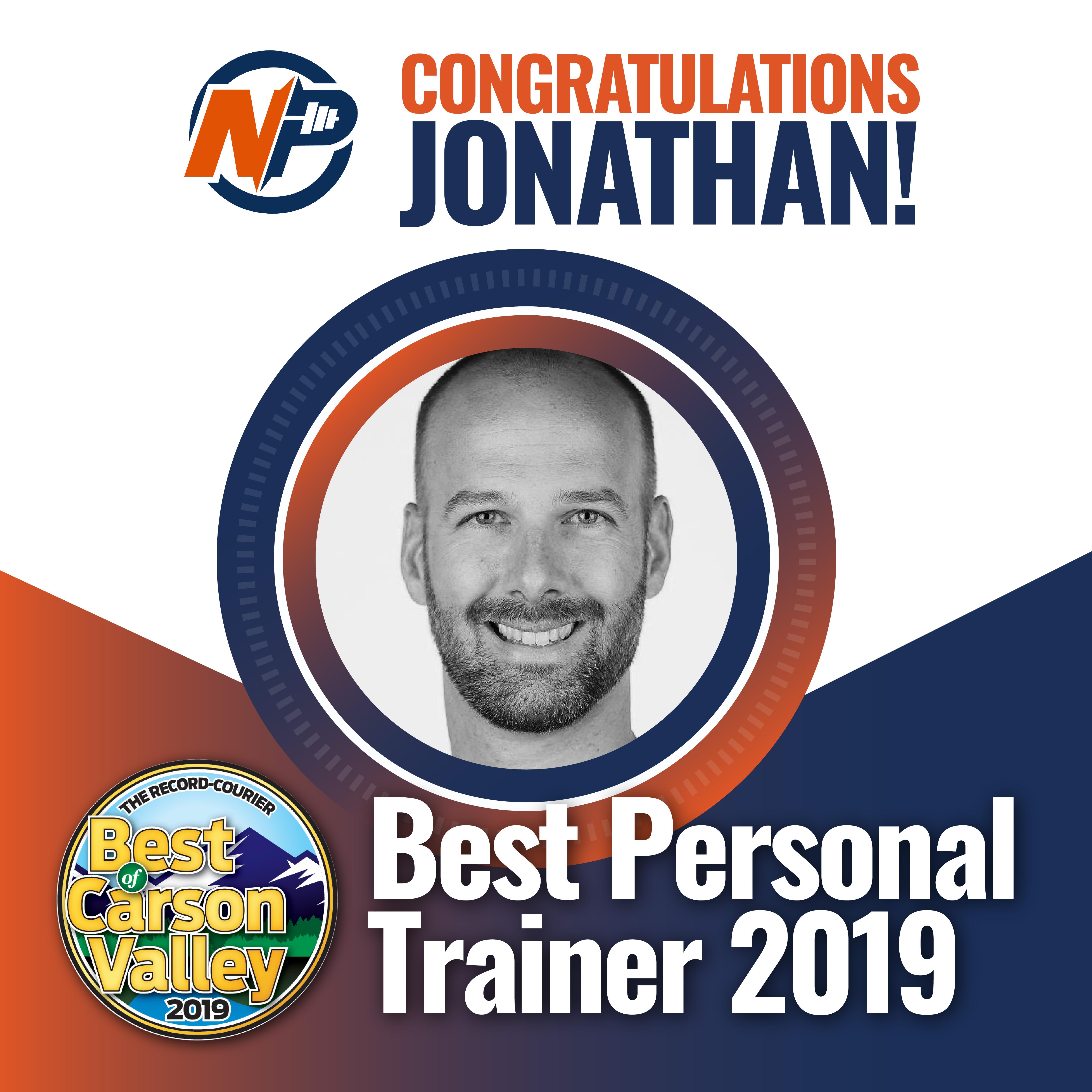 "Ymca Pelham Al: Jonathan €�JP"" Price Personal Training Instructor"