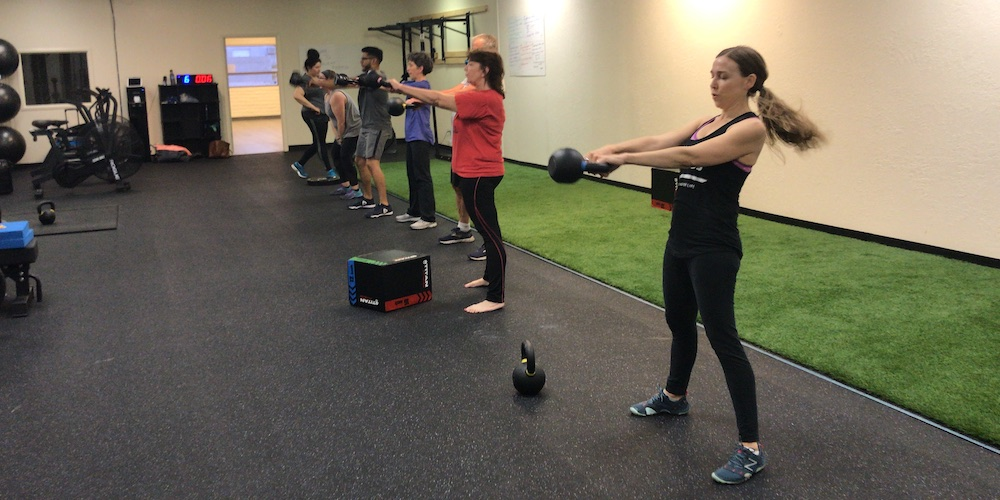 Group Fitness near Tucson