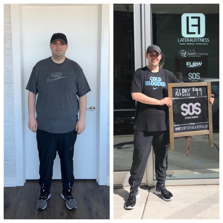 Weight loss sos