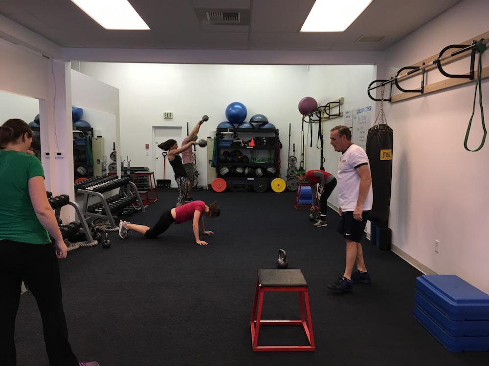 Personal Training in South Spokane