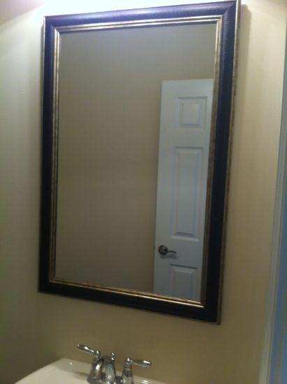 Mirrors near Atlanta