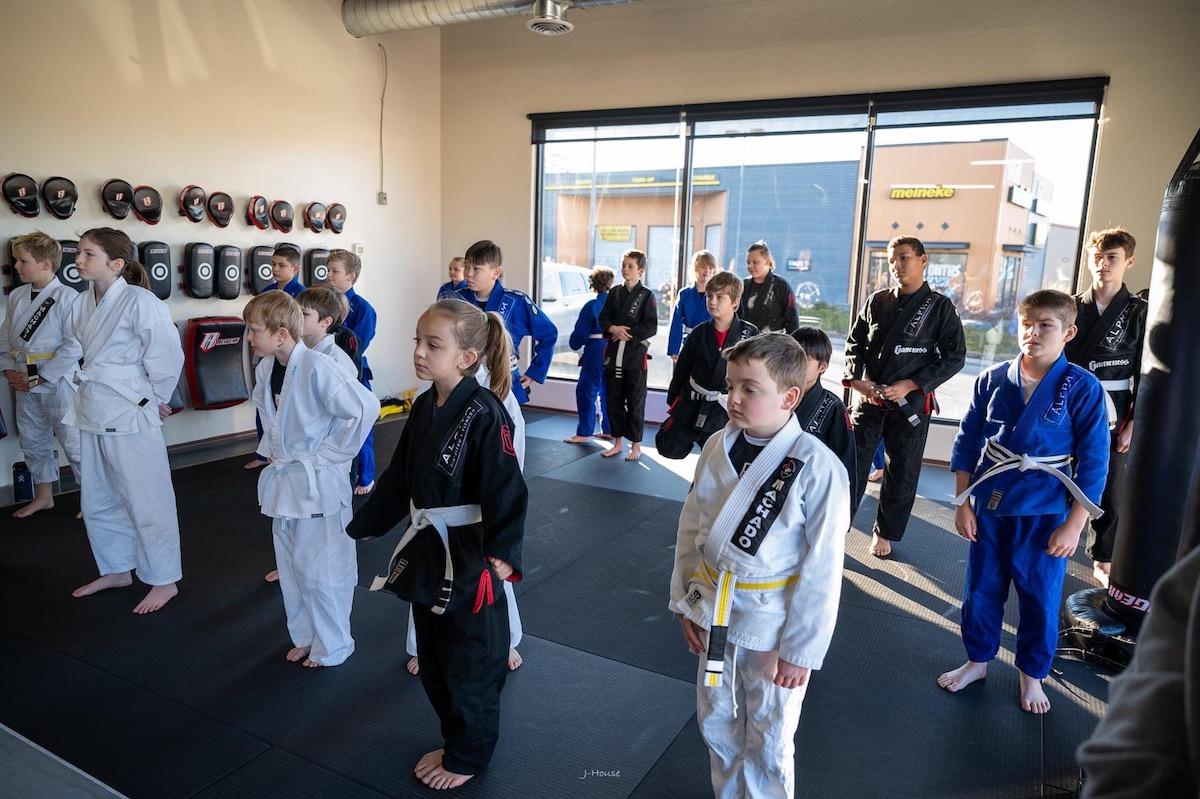 Kids Martial Arts near Post Falls