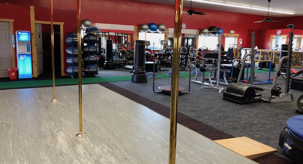Custer County Personal Training