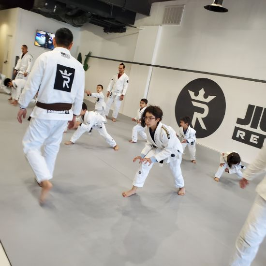 Kids BJJ near Katy