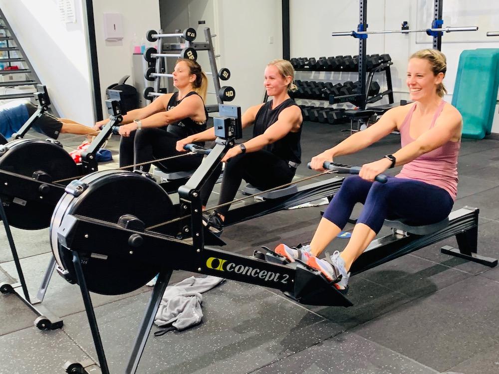 Group Fitness Rouseville