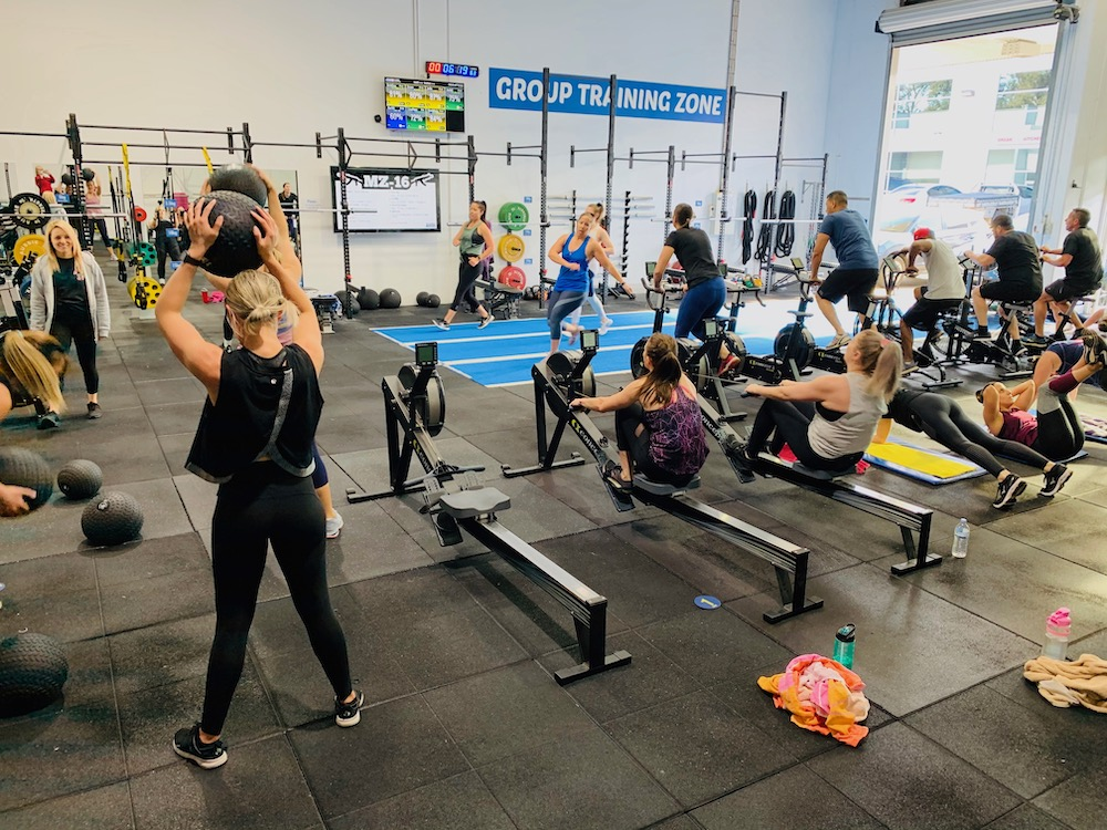 Group Fitness Rouse Hill
