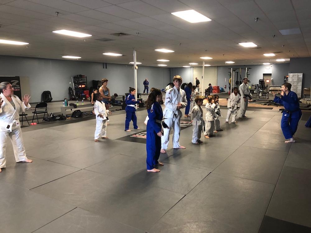 Kids Martial Arts Charleston