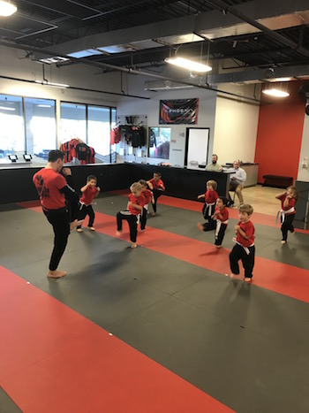 Kids Martial Arts in Boca Raton