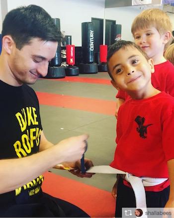 Kids Martial Arts in Boca Raton
