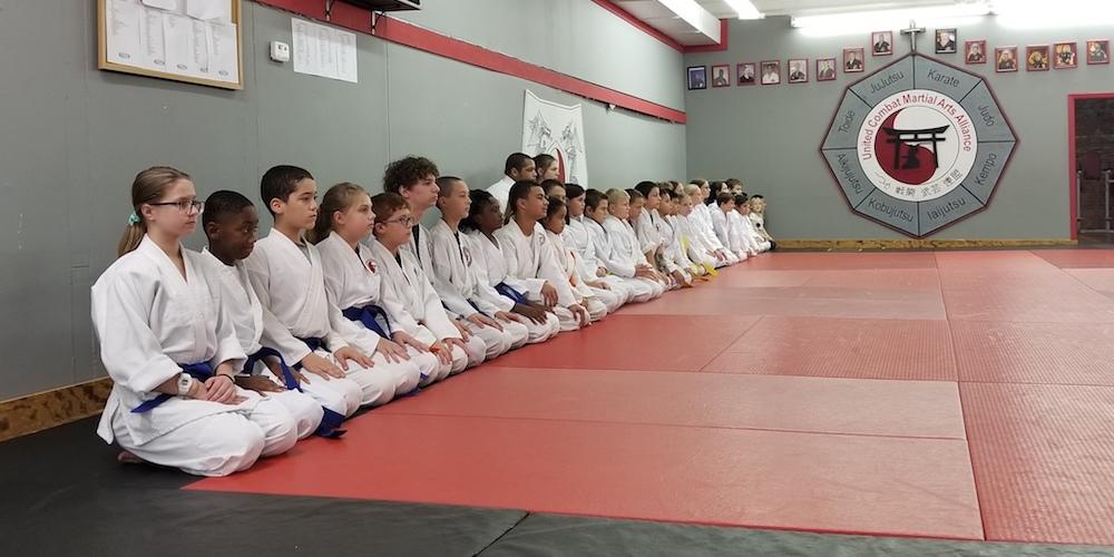 Leesville Kids Martial Arts - West Louisiana Jujutsu Training