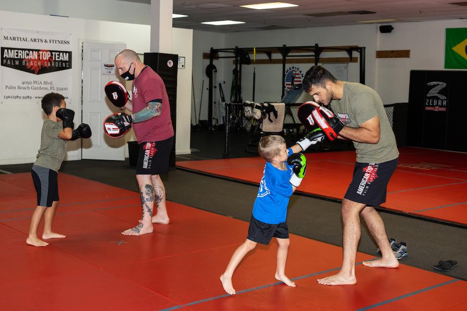 Kids Martial Arts classes in Wilmington