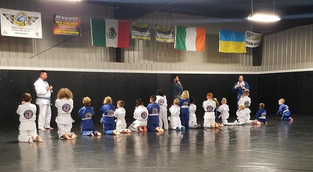 Kids Martial Arts near Asheville