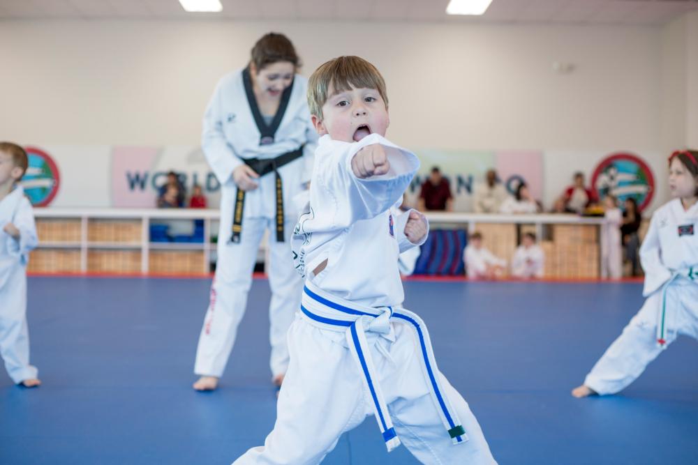 preschool martial arts birmington