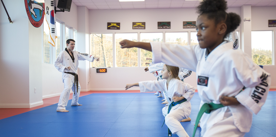 Birmingham Kids Martial Arts