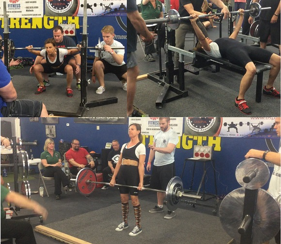 A Recap Of The Ladies-Only Powerlifting Meet! - Tucson