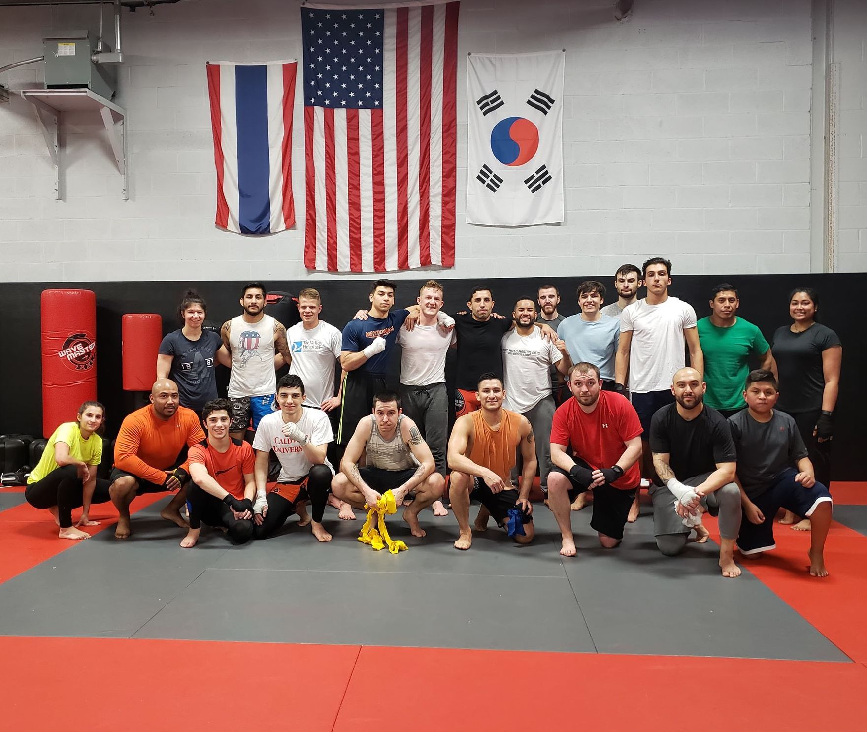 Muay Thai and Boxing Classes - Rockaway - New Jersey