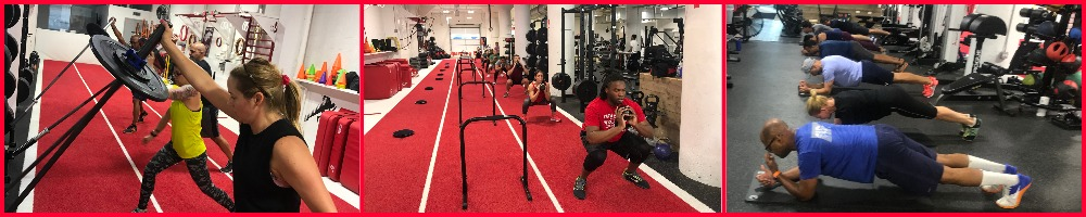 Fitness Training near Chicago