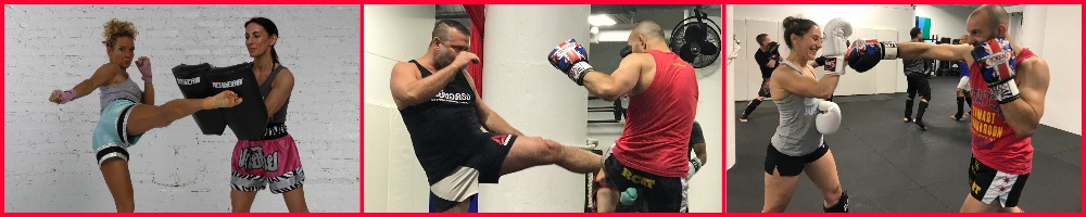 Fitness Kickboxing near Chicago