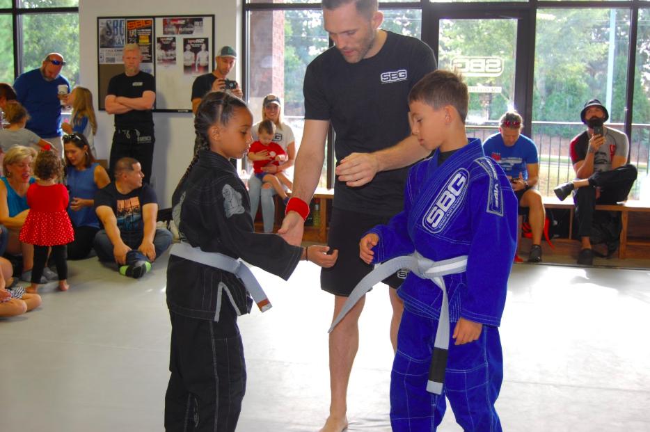 Buford Kids Martial Arts - Straight Blast Gym Buford
