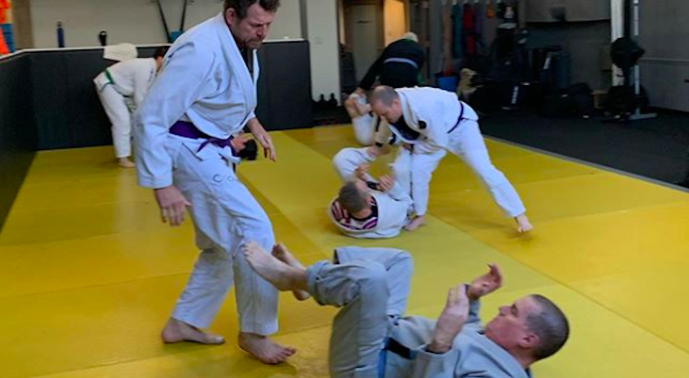 Brazilian Jiu Jitsu in Northwest Portland