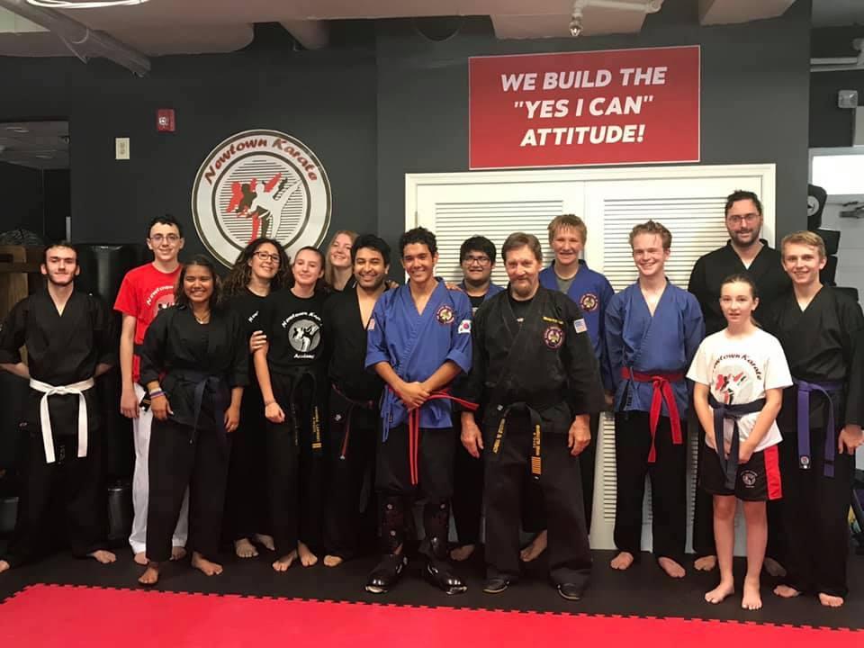 Martial Arts in Newtown