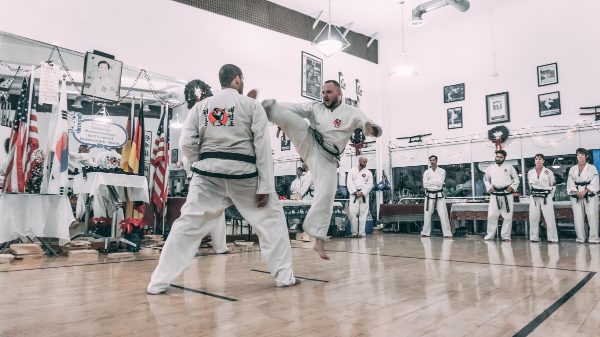 Traditional Taekwondo for Adults
