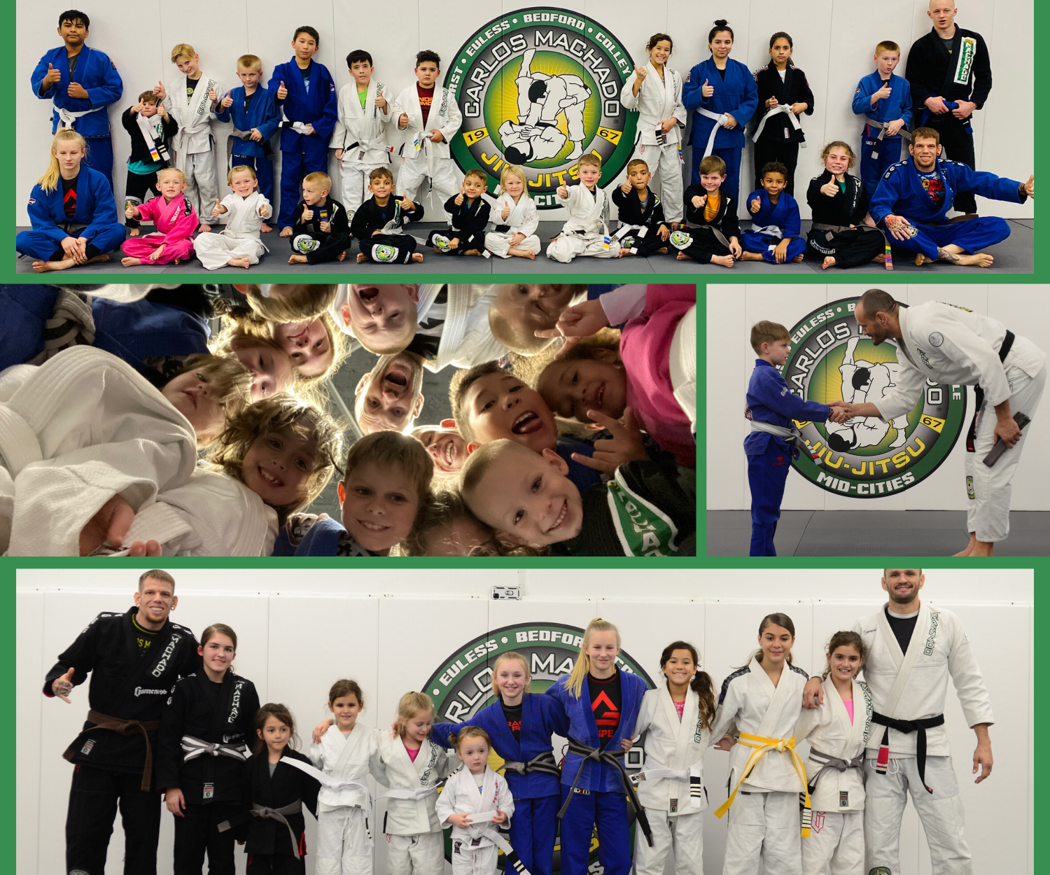 Kids Jiu Jitsu near Bedford