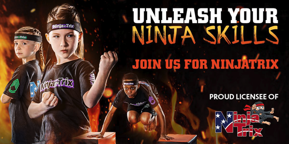 Ninja Trix near Ankeny