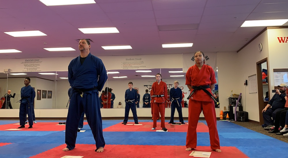 Adult Martial Arts near Middletown