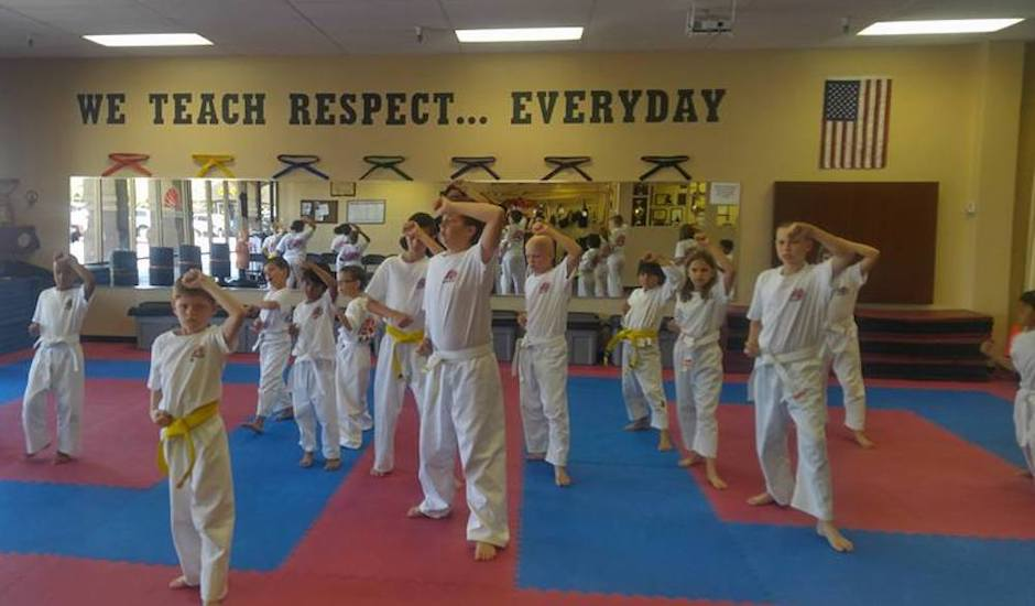 Kids Karate in Phoenix